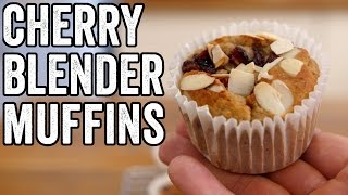 CHERRY BLENDER MUFFINS | Fat Boy Slimming #4