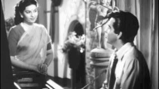 film babul.1950.melte hi ankein dil huwa devana kisi ka
