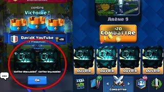 Clash Royale - Pack Opening PIRATE Super Magical Chest LEGENDAIRE
