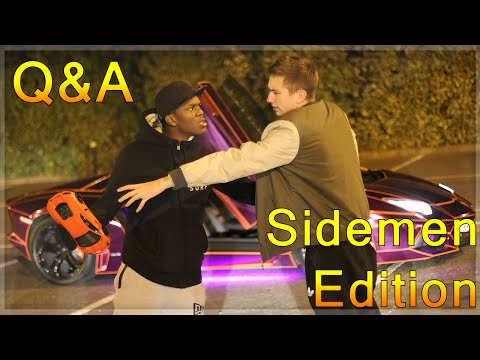 Q&A SIDEMEN EDITION | WITH KSI