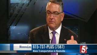 MorningLine: Mass Transit in Nashville P.3