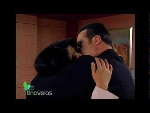 La Madrastra Esteban golpea a Gerardo y besa a Maria capitulo 89