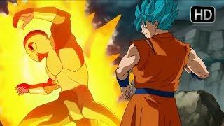 Goku SSJBlue Vs Golden Freezer (Dragon Ball Super) (1080p HD)
