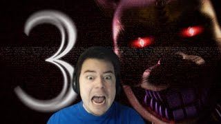 THIS CAT WANTS SALMON! | Five Nights at Candy's 3 (Nights 3 and 4)