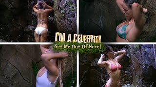 Best of the Jungle Babe Showers   I'm A Celebrity... Get Me Out Of Here!