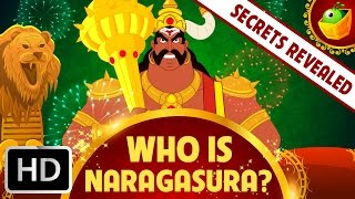 Who is Naragasura ? | Diwali Special | Indian Mythological Stories | English Stories for Kids