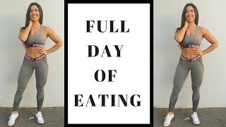 FULL DAY OF EATING | SHRED FAT & GAIN MUSCLE