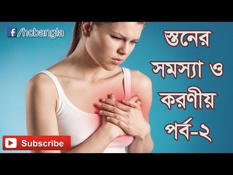 স্তনের সমস্যা ও করনীয় পার্ট-২ (Breast Problems and What To Do (Part-2))