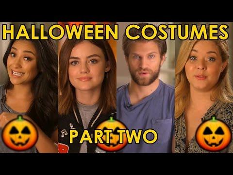 Fave Halloween Costumes: Part Two | Shay, Tyler, Keegan, Sasha & Lucy