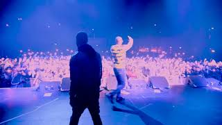 GIGGS FT DAVE-PELIGRO (Live)