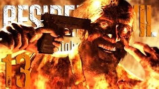 ETHAN MUST DIE!!   Resident Evil 7 - Part 13