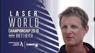2016 Laser World Championships Brett Beyer