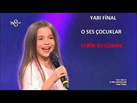 Xxx Mp4 O Ses Çocuklar Yarışması Yarı Final Performansı Gökçe Nin Tik Tak Parçası İle Ecrin Su Çoban 3gp Sex