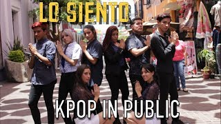 [KPOP IN PUBLIC MEXICO] Lo Siento - SUPER JUNIOR 슈퍼주니어 (Feat. Leslie Grace) Cover by MadBeat Crew