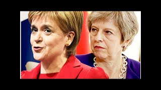 BREXIT BACKTRACK? Sturgeon claims May will have to accept REMAINING in EU customs union