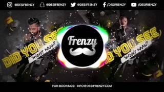 DID YOU SEE SHARRY MAAN? (feat. J-Hus & Sharry Maan)  |  DJ FRENZY  |  Latest Punjabi Mix 2017