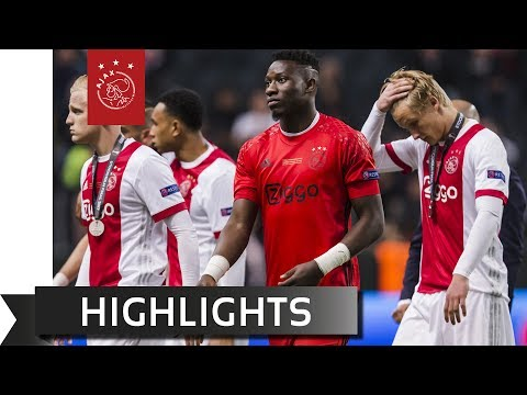 Highlights Ajax Manchester United Europa League Finale