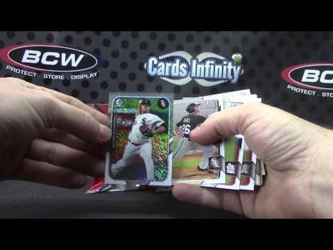 Jeff's 2015 Bowman JUMBO Baseball Box Break