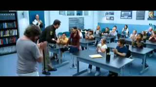 Hangover 1 - Elektroschocker in der Schule - Kult !
