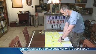 Organizers finalize plans for 'Rally Against White Supremacy' on Saturday