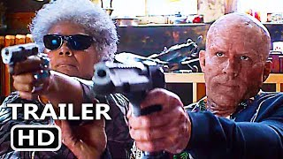 DEADPOOL 2 Extended Trailer (2018) Ryan Reynolds, Superhero Movie HD
