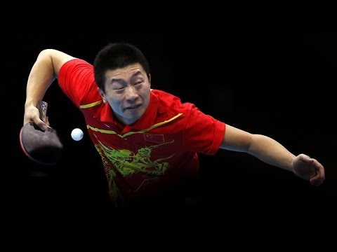 2012 Men s World Cup Final Ma Long v Timo Boll