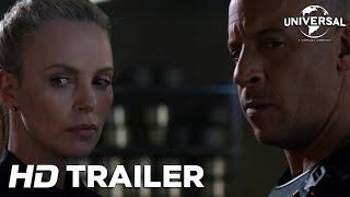 Rápidos y Furiosos 8 - Primer trailer oficial HD #RF8