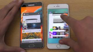 Samsung Galaxy A5 2016 vs iPhone 6S   Speed & Camera Test 4K