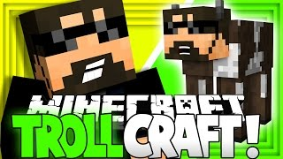 Minecraft: TROLL CRAFT |  HALF MAN HALF COW? [30]