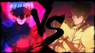 Fate/Dissidia 012 HD - Saber Alter Vs Gilgamesh