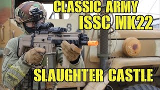 DesertFox Airsoft: Classic Army  MK22 ISSC Slaughter Castle