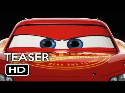 Cars 3 Official Teaser Trailer 2 2017 Disney Pixar Animated Movie HD