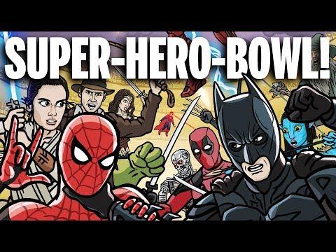 Xxx Mp4 SUPER HERO BOWL TOON SANDWICH 3gp Sex