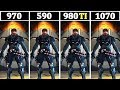 Download Video Download GTX 970 vs RX 590 vs GTX 980TI vs GTX 1070   Tested 13 Games   3GP MP4 FLV