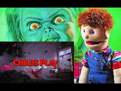 CHILD'S PLAY (1988) - Duncan's TRAILER REACTION