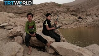 Saudi coalition is reportedly recruiting child soldiers from Sudan to fight in Yemen
