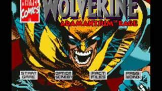 Wolverine: Adamantium Rage SNES Boss 2 Music - Tri-Fusion