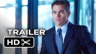 Jack Ryan: Shadow Recruit Official Trailer #1 (2014) - Chris Pine Movie HD