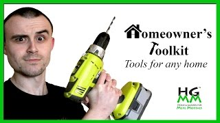 License to Drill: The combination drill. | HOMEOWNER'S TOOLKIT