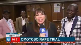 #Omotosotrial | Cheryl Zondi testimony wraps up