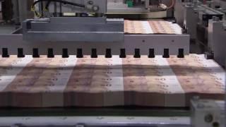 Note Printing  Money Making machine By Hinditech