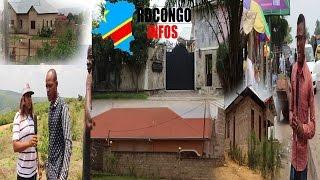 Mont Ngafula na Kinshasa : Ba Ndaku kitoko pe moins chers pona Bana ya Poto
