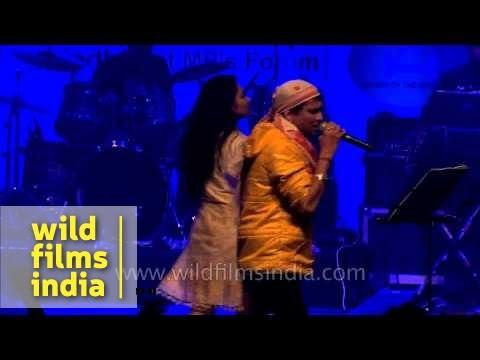 Xxx Mp4 Zubeen Garg And Zublee Baruah Singing Their Hits From Assam 3gp Sex