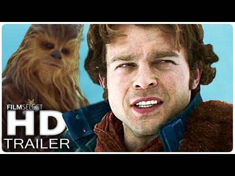 Xxx Mp4 SOLO A Star Wars Story Extended Trailer 2018 3gp Sex