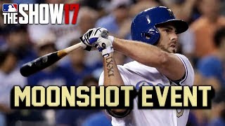 MOONSHOT EVENT! [MLB The Show 17 Diamond Dynasty]