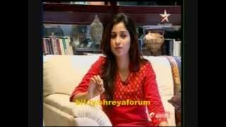 GHOSH & CO. :SHREYA GHOSHAL INTERVIEW WITH RITUPORNO GHOSH 1