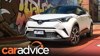 2017 Toyota C-HR review | CarAdvice