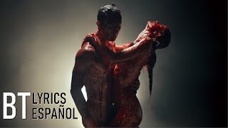Maroon 5 - Animals (Lyrics + Español) Video Official
