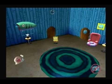 SpongeBob SquarePants Revenge of the Flying Dutchman 100 Walkthrough Part 1