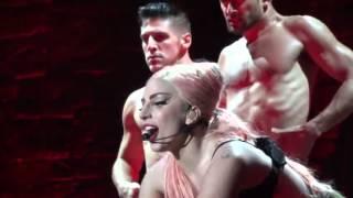 Lady Gaga - Alejandro  Live Rio de Janeiro